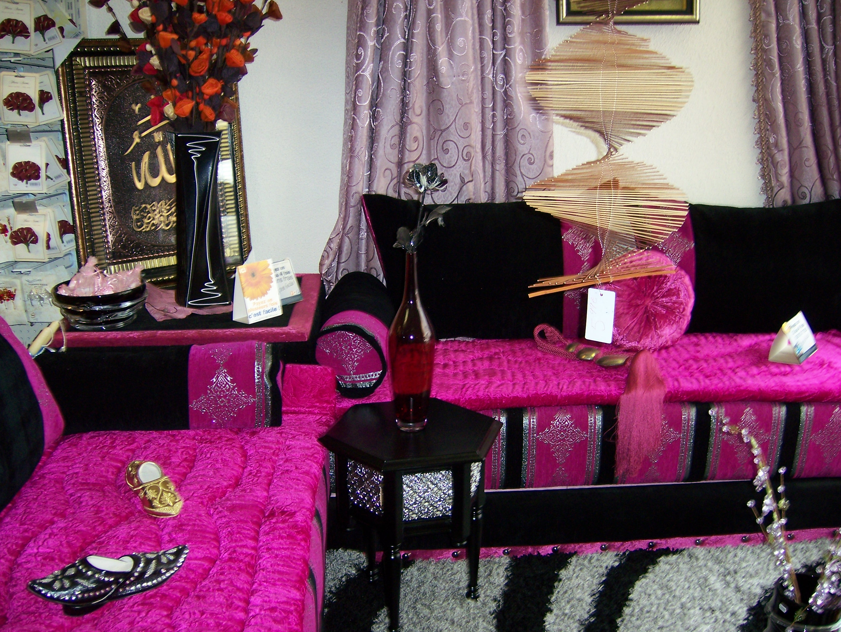Salon marocain lille france for Photos de salons marocains