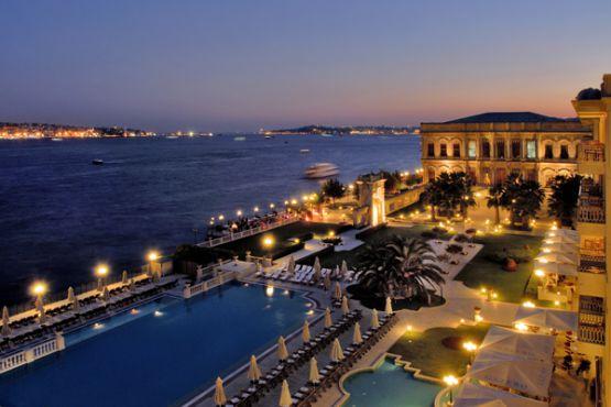 محمد السادس يقيم في قصر بإسطنبول يعود بناءه إلى العهد العثماني [فيديو+صور]