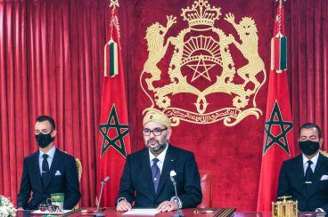 الملك محمد السادس: أؤكد لأشقائنا في الجزائر بأن الشر والمشاكل لن تأتيكم أبدا من المغرب وأدعو الرئيس الجزائري للعمل سويا