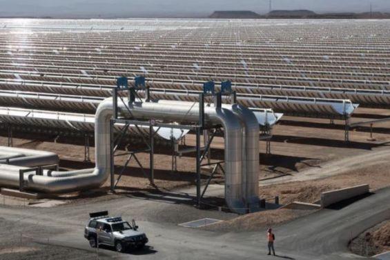 انتهاء تجارب تشغيل المحطة الشمسية الفوطوفولطية بأرفود