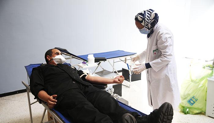 المركز الجهوي لتحاقن الدم بمراكش يطلق نداء للتبرع بالدم