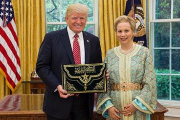 إدارة ترامب والمغرب.. تقارب انتهى باعتراف واشنطن بمغربية الصحراء