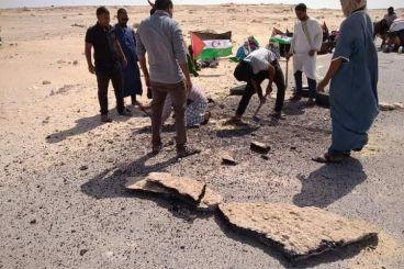 عرقلة حركة المرور في الكركرات: البوليساريو تحاول طمأنة موريتانيا