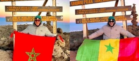 دياسبو #209: زكرياء الناجي العمراني.. طبيب مغربي وصل إلى أعلى قمة جبلية في إفريقيا