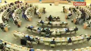 مجلس حقوق الإنسان : الناشط الصحراوي فاضل بريكة يدين انتهاكات البوليساريو ويشير إلى مسؤولية الجزائر